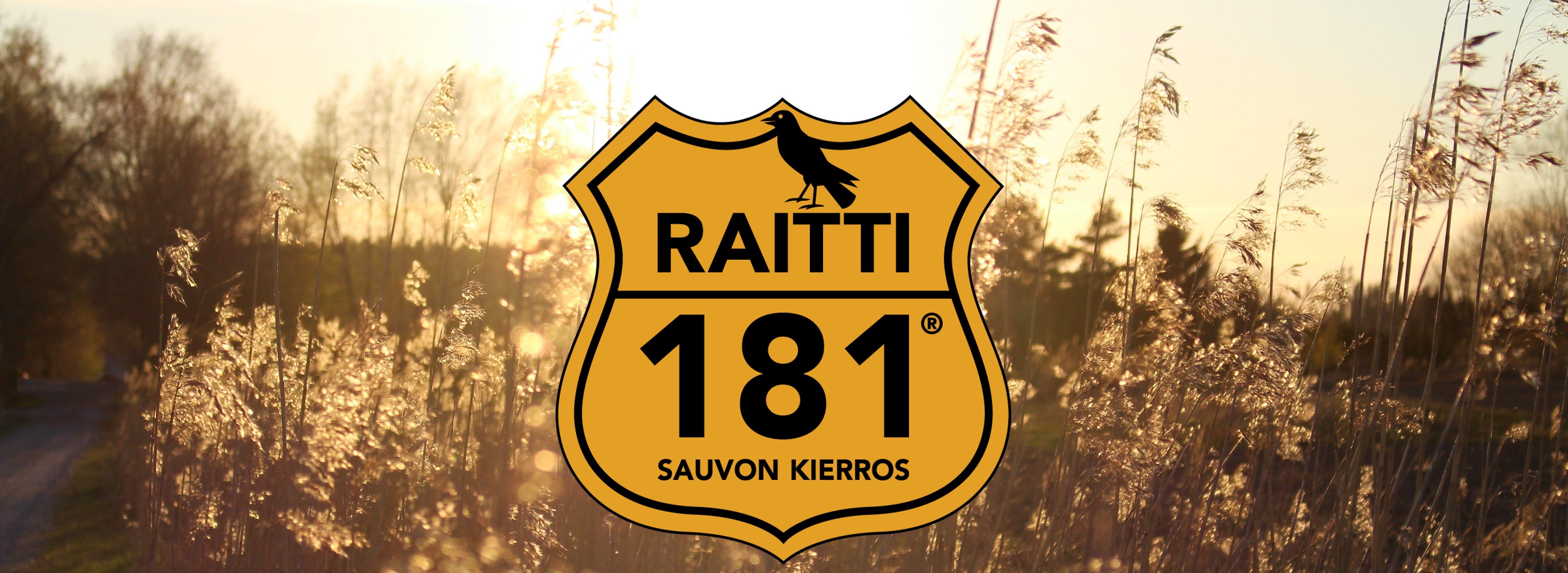 Raitti 181. Sauvon Kierros.